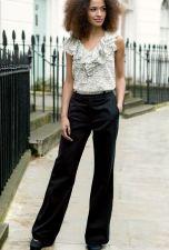 Everyday Trousers - Long - Matt Black - 35.00€