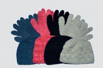Winter Woollens Hats & Gloves