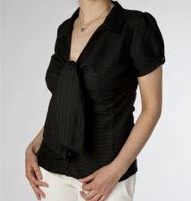 """Sophie"" shirt - Charcol Black - 25.00€"
