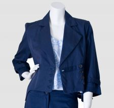 """Gatz"" Jacket - Oxford Blue - 60.00 €"