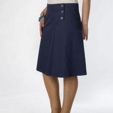 """""""Jordan"""" A-Line Skirt - Navy - 55.00€"""