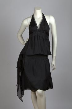 Silk Charlston Dress