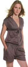 Playsuit - Taupe Brown - 45.00 €